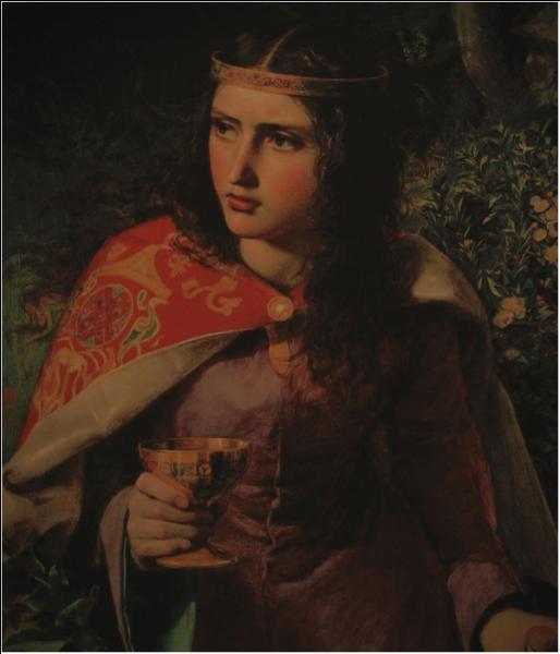 En quoi  Aliénor d'Aquitaine  s'est-elle distinguée ?