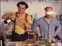 En 1976, le cinéma nous offre un duo de choc, Coluche / Louis de Funès dans :