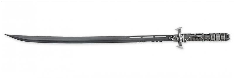 A qui appartient cette arme ?