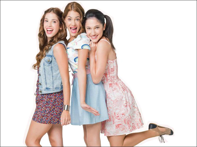 Quel sont les meilleures amies de Violetta ?