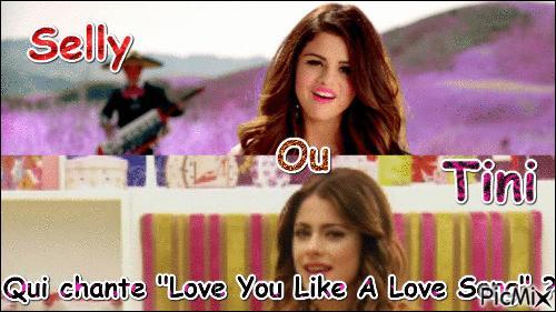 Qui chante  Love You Like A Love Song  ?