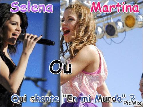 Qui chante  En Mi Mundo  ?