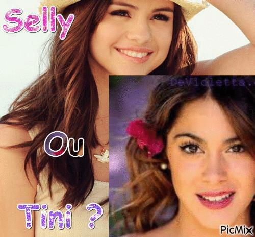 Selena Gomez ou Martina Stoessel ?