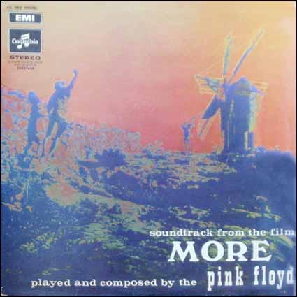 L'album 'More' est la bande originale du film du même nom. Où se déroule l'action de ce film qui dépeint la jeunesse troublée de la fin des années 60 ?