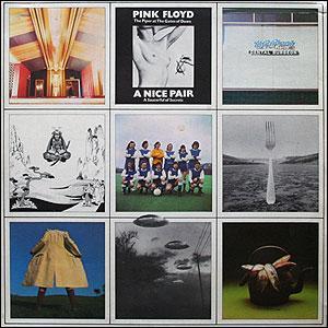 'A nice pair' est une compilation de quels albums (et titres) du groupe ?