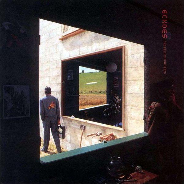 'Echoes' est la compilation la plus aboutie du groupe. La pochette est une somme d'images et de références aux albums et chansons de Pink Floyd. A quel album se réfère le bocal à poissons ?