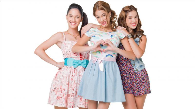 Francesca est-elle la meilleure amie de Violetta ?