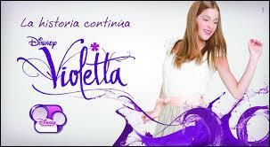 Violetta aime-t-elle le violet ?