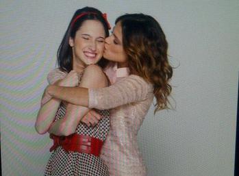 Violetta et Francesca