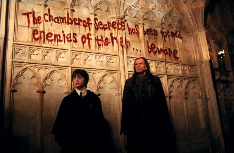 """Dans 'Harry Potter et la Chambre des secrets' (2), plusieurs élèves de Poudlard sont pétrifiés par le Basilic car ils sont nés-moldus (Sang-de-Bourbe pour les mauvaises langues) et donc considérés comme """"indignes d'étudier la magie"""". Cherchez l'intrus parmi ces élèves."""