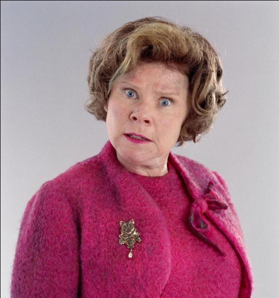 Quelles créatures débarrassent Harry et Hermione de Dolores Ombrage dans 'Harry Potter et l'Ordre du phénix' (5) ?