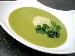 Quels légumes avons-nous choisis pour préparer ce potage  Argenteuil  ?