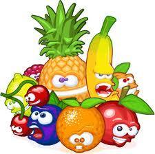 Fruits et légumes partout, partout !