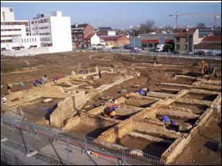 Les Romains sont allés partout ou presque, et pas seulement dans le sud. Que reste-t-il à Amiens ?