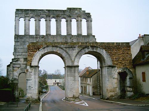 Quelques ruines romaines