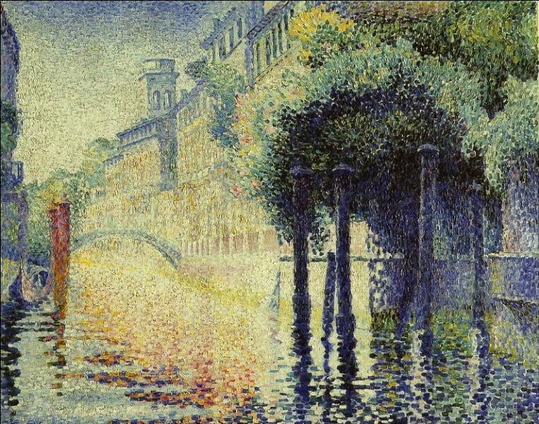 Qui a peint Venise ?