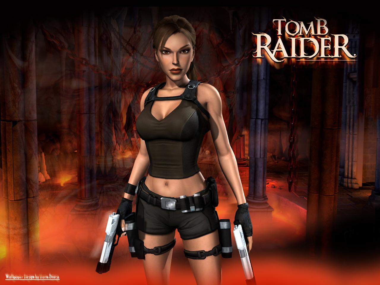 Tomb Raider Legend - Lara Croft
