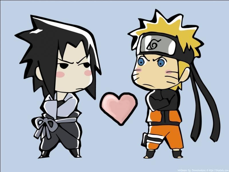 Ils sont très puissants, ils sont les meilleurs amis du monde mais l'un des deux tombe du coté de l'obscurité. Qui sont-ils ?
