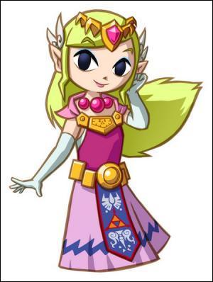 C'est une princesse, elle se fait tout le temps kidnapper par la même personne et elle joue dans tous les volets d'un jeu vidéo. Qui est-ce ?