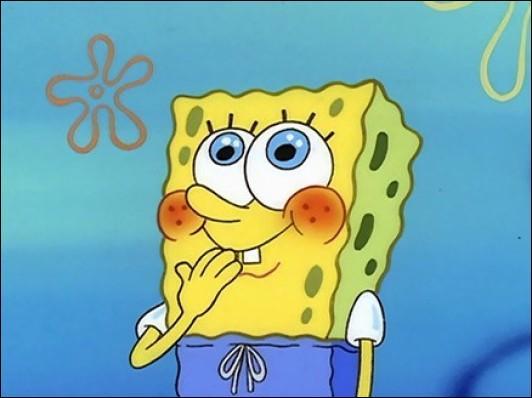 Il vit dans un ananas au fond de la mer près de Bikini Bottom et son meilleur ami est Patrick l'étoile de mer. Qui est ce ?