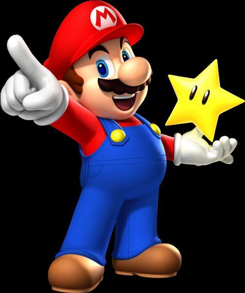 Il est l'un des plus connus dans les jeux Nintendo, il est le héros de plusieurs jeux vidéo. Il se bat contre le terrible Bowser et sauve toujours sa princesse . Qui est-ce ?