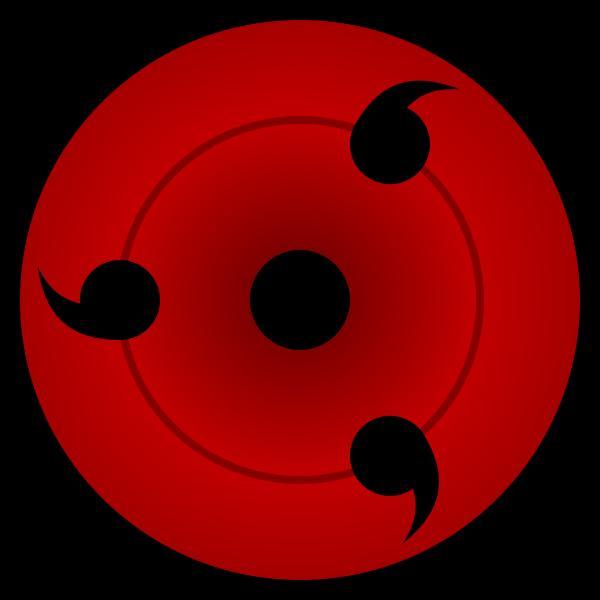 Le Sharingan est un pouvoir héréditaire du clan Uchiwa dans  Naruto . Où peut-on apercevoir ce symbole dans l'univers de One Piece ?