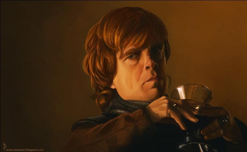 Lord Tywin Lannister annonce à son fils Tyrion qu'il projette de le marier à Sansa Stark. Il la considère comme  La clé du Nord . Vrai ou faux ?