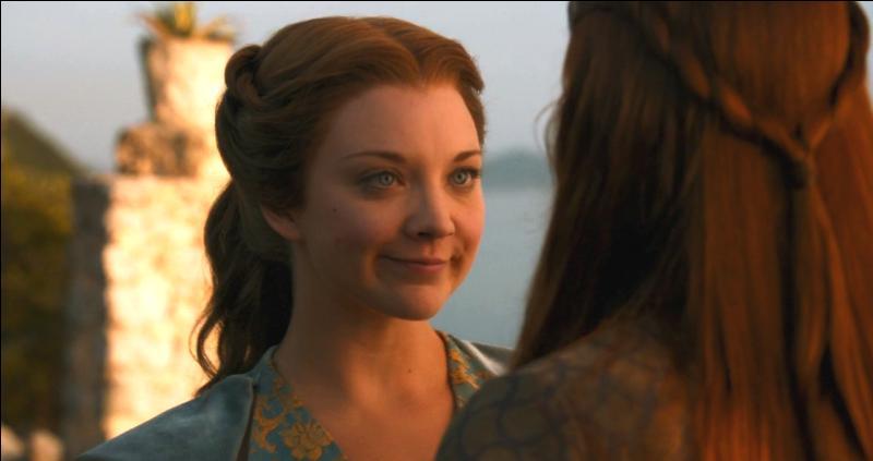 Avec qui Margaery propose-t-elle secrètement à Sansa de se marier ?