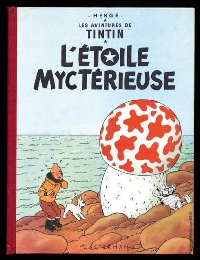 1942 : Typhon en Inde (40 000 morts), Gandhi et Nehru emprisonnés ... Devant tant de problèmes et de promesses de fin du monde, Tintin, bien avant Carlos Castaneda, expérimente les champignons hallucinogènes dans  l'Étoile mystérieuse .