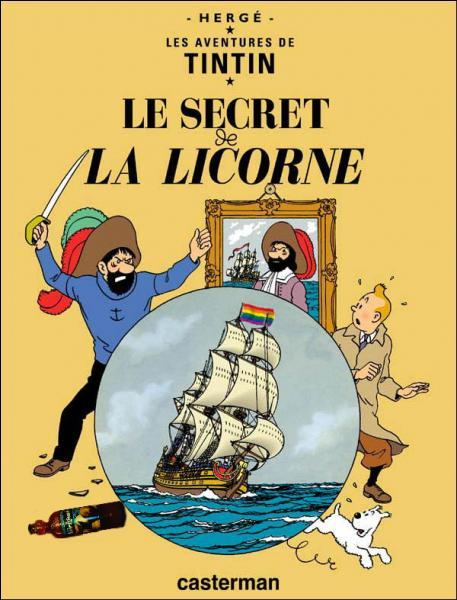 1943 : Naissance de Janis et de Johnny le Belge franco-helvétique, mais Tintin n'en a que souldre, obnubilé par la recherche d'un trésor  Le Secret de la Licorne ...