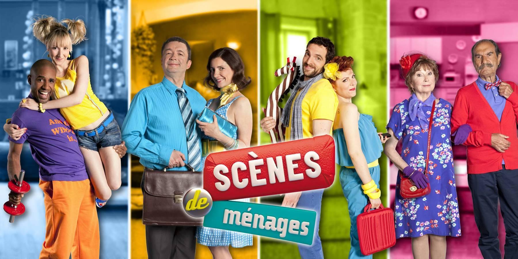 35 - Scènes de ménages : Cédric et Marion