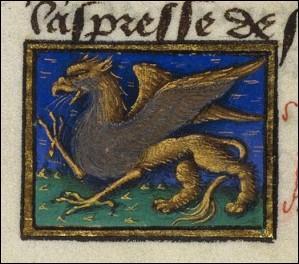 Qui est cette créature présente dans l'Égypte antique, au Moyen Âge et à la Renaissance ?