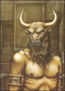 Qui fut enfermé dans le 'Labyrinthe', prison construite par Dédale ?