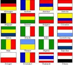 drapeau du monde - Image