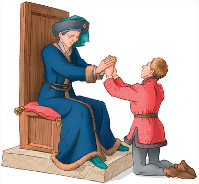 Au XIe siècle, les seigneurs étaient riches et ... dans leur seigneurie où ils imposaient leur justice et leurs lois.