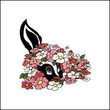 Où les fleurs au fort parfum séduisent les lapins...