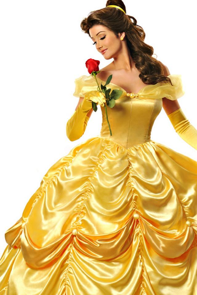 Trouve la princesse Disney