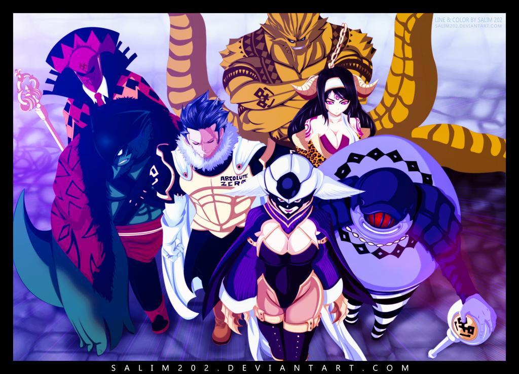 Fairy Tail : Arc Tartaros