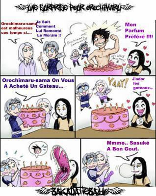 Naruto en délire ! (1)