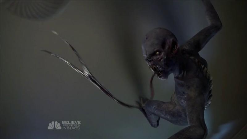 Celui-ci provient d'une légende philippine. La créature se nourrit de fœtus grâce à une langue incroyablement longue. Qui est-ce ?