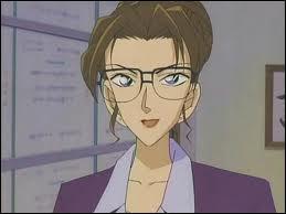 'Détective Conan' : Kisaki Eri a comme animal de compagine un chat et il s'appelle Goro.