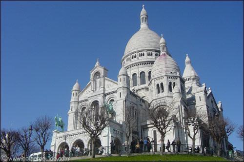 Autre monument sacré de Paris ...