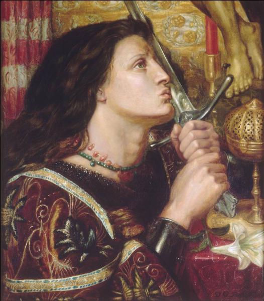 Dans quelle ville Jeanne d'Arc est-elle née ?