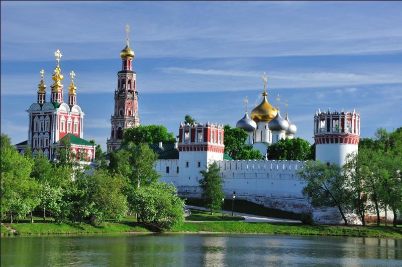 Quelle rivière traverse la ville de Moscou ?