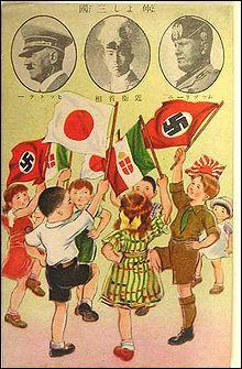 Entre 1940 et 1941, parmi ces pays lequel ne signe pas le pacte tripartite et donc ne fait pas vraiment partie de l'Axe comprenant déjà l'Allemagne nazie, l'Italie et le Japon ?