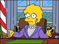 À qui Lisa sera mariée quand elle sera adulte ?