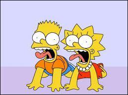 Bart va avoir...