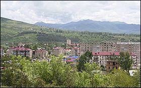 L'Ossétie du Sud n'est toujours reconnue que par la Russie. Quelle est sa capitale ?