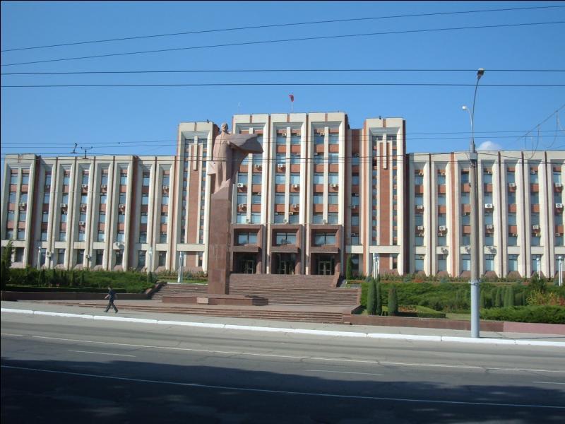 La République de Transnistrie peu connue est pourtant indépendante. Connaissez-vous sa capitale ?