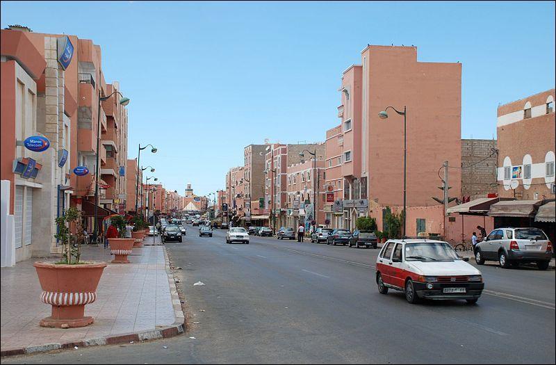 La République sahraouie indépendante depuis 1975 attend toujours sa reconnaissance. Sa capitale est ?